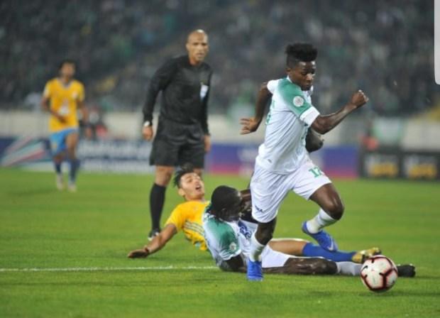 بالفيديو.. الرجاء البيضاوي يتأهل إلى ربع نهائي كأس زايد للأندية