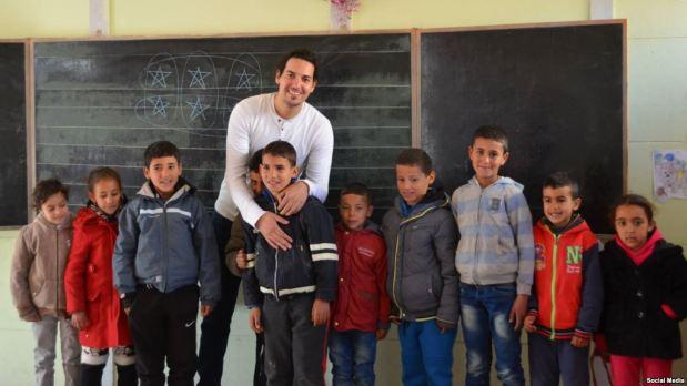 قيمتها مليون دولار.. مغربي ينافس على جائزة أفضل معلم في العالم
