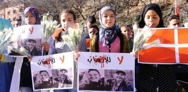 الصويرة.. وقفة تضامنية مع عائلتي ضحيتي شمهروش