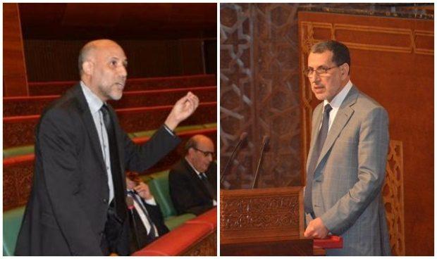 برلماني للعثماني: الإجراءات التي اتخذتها حكومتك لصالح الأغنياء تعادل 3 أو 4 مرات ما هو لصالح الفقراء
