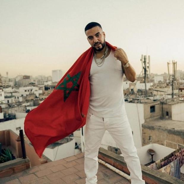الحلاق والطعريجة والخير.. فرنش مونتانا دار لاباس وما نساش بلادو