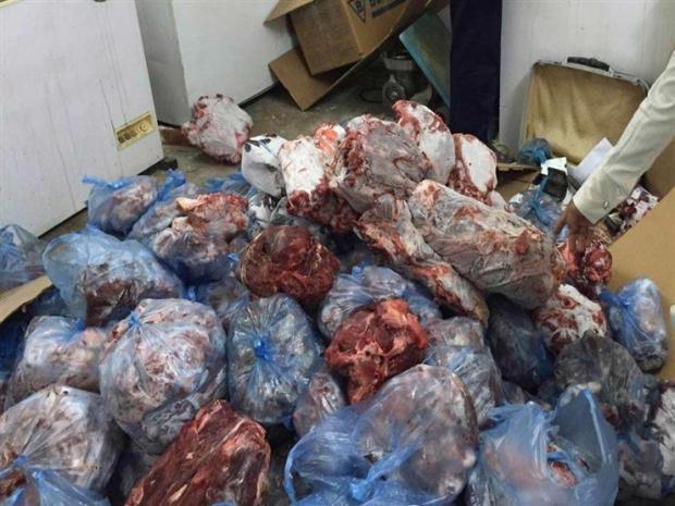 طنجة.. حجز 1.5 طن من اللحوم الفاسدة