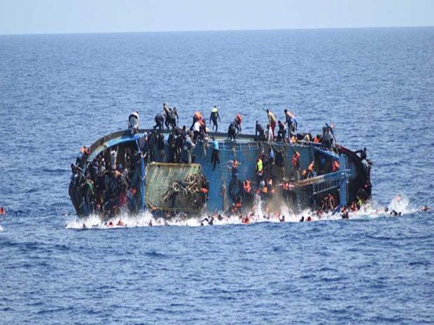 فقدان 117 مهاجرا.. كارثة في عرض البحر الأبيض المتوسط