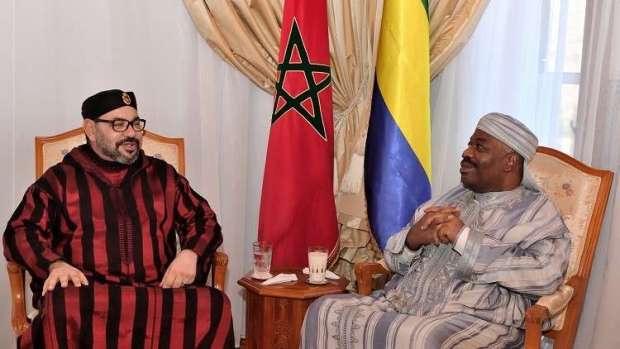 الرئيس الغابوني يخاطب شعبه من الرباط: أشعر بتحسن وأستعد للقائكم سريعا جدا