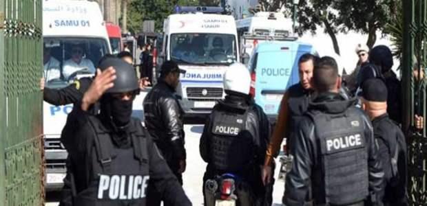بالفيديو من تونس.. إرهابيان يفجران نفسيهما أثناء محاصرة الأمن لهما