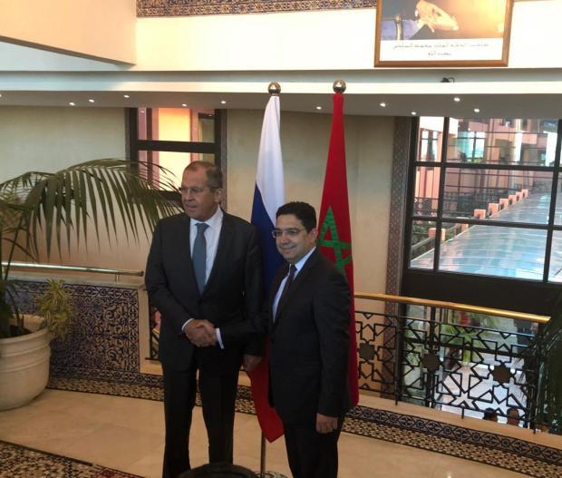 العهدة على لافروف.. المغرب موافق على عودة سوريا إلى الجامعة العربية