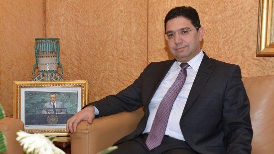 العلاقات الثنائية والوضع في ليبيا.. بوريطة في مصر