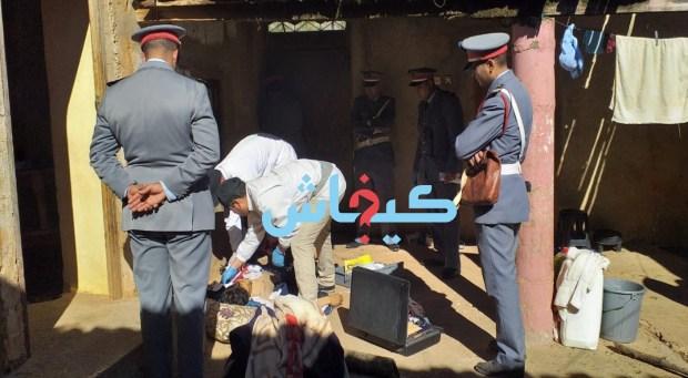 بالصور من خنيفرة.. امرأة تقتل زوجها بالرصاص