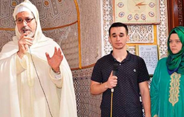 الناظور.. شابة هنغارية تعتنق الإسلام