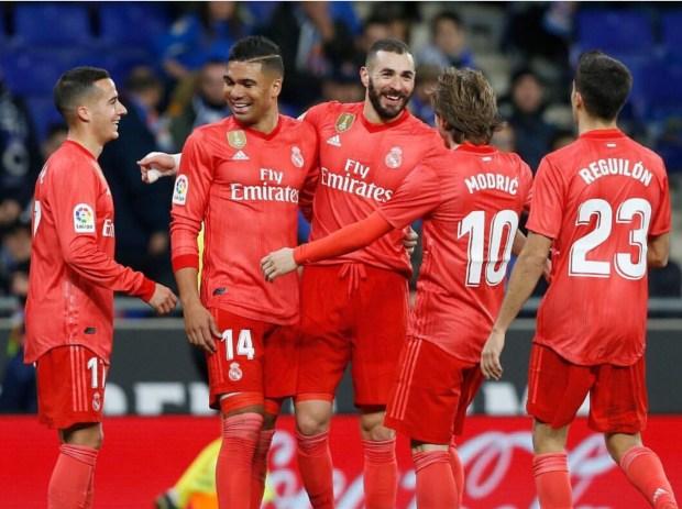 بالفيديو.. ريال مدريد يفوز بأريحية على مضيفه الكتالوني