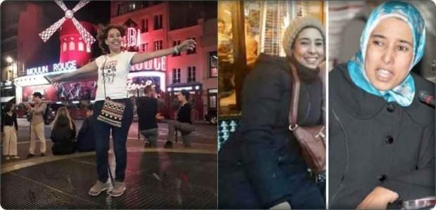 البيجيدي وصور ماء العينين في فرنسا.. أنصر أختك متبرجة أو بالحجاب