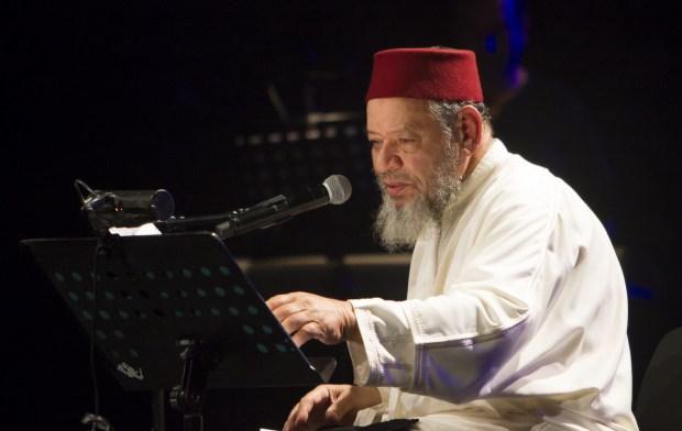 عبد الهادي بلخياط بعد الوعكة الصحية: الحمد لله على كل حال