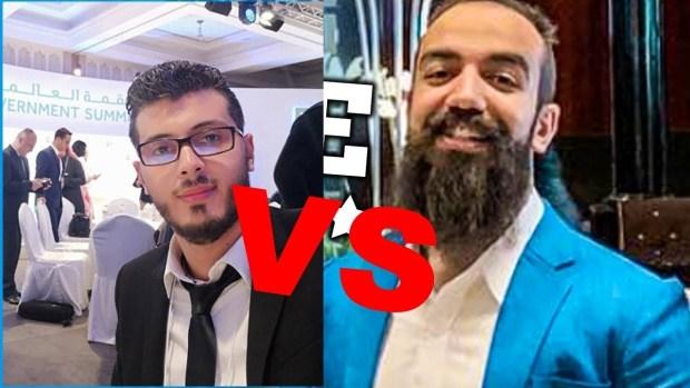 حرب المدونين.. نايضة كلاشات بين أمين رغيب وسيمو لايف (فيديوهات)