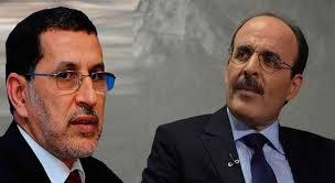 العماري ينتقد الحكومة بحضور العثماني: تماطلكم سبب في التأثير سلبا على المجالس الجهوية
