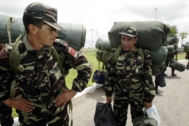الاستعداد لاستقبال أول فوج من المجندين.. تفاصيل جديدة