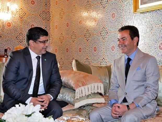 بأمر من الملك.. الأمير مولاي رشيد يستقبلمبعوثا من الرئيس الموريتاني