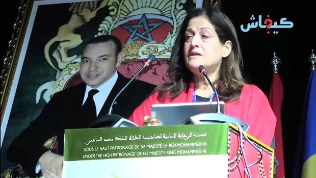 مبعوثة الديوان الملكي البحريني لكيفاش: هناك حرب إلكترونية غامضة تسيطر على العرب!
