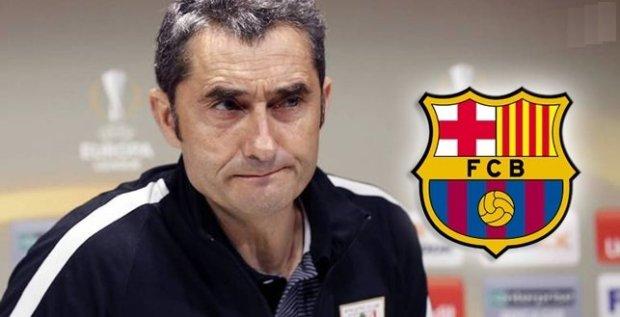 رسميا.. برشلونة يمدد عقد مدربه أرنستو فالفيردي
