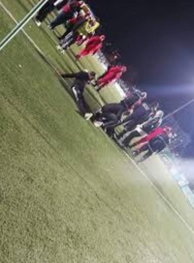بالفيديو من الجزائر.. البوليس كلاو العصا بعد مباراة كرة