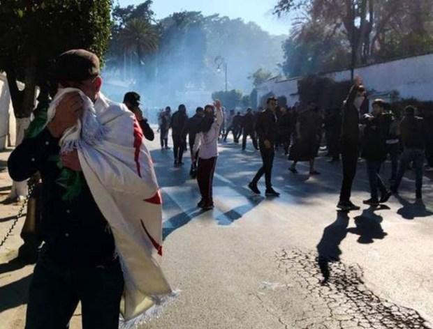 اعتقالات وقمع.. الولاية الخامسة لبوتفليقة روّنات الجزائر (صور)
