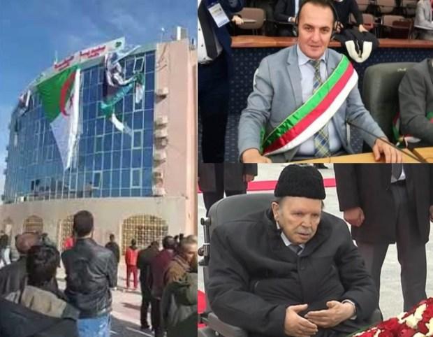 الجزائر.. سجن رئيس بلدية بسبب تمزيق صورة بوتفليقة!