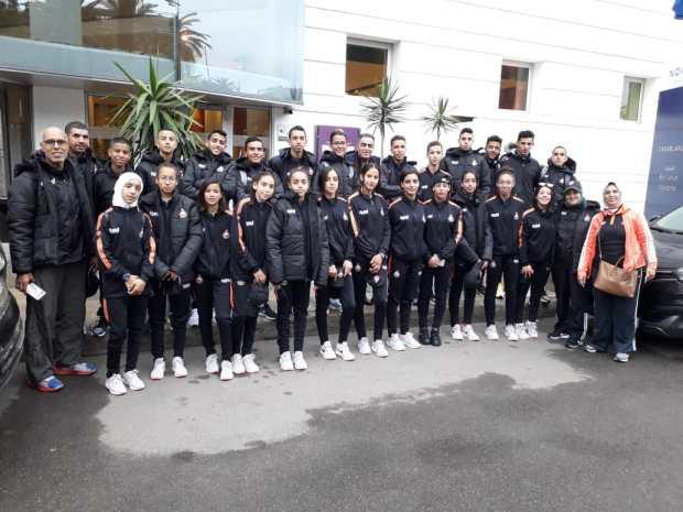 العدو الريفي المدرسي المغاربي.. المنتخب المغربي يتألق (صور)