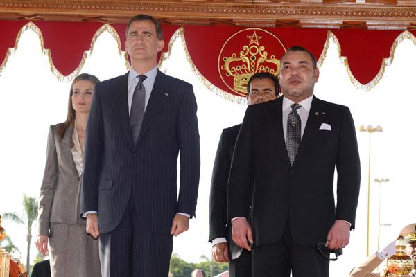 الأربعاء والخميس.. ملك وملكة إسبانيا في زيارة رسمية إلى المغرب