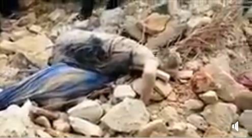 الجيران بقا فيهم الحال والقضية عند البوليس.. قصة جثة حسن والبراكة المهدومة!
