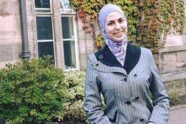 توجت ببراءة اختراع 2019.. شابة فلسطينية تفك لغز الزهايمر!