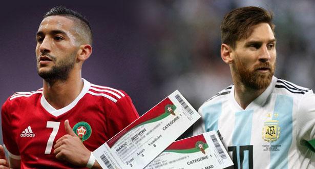 """مباراة """"الأسود"""" و""""التانغو"""".. الشركة المكلفة بملعب طنجة توضح قضية أسعار التذاكر"""
