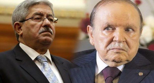 عاجل.. الوزير الأول الجزائري يقدم استقالته إلى بوتفليقة