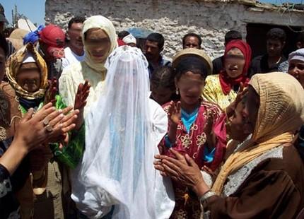 رقم صادم.. 25 ألف قاصر مغربية تزوجت سنة 2018
