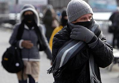 اليوم السبت.. رياح قوية ودرجة الحرارة تصل إلى ناقص 3