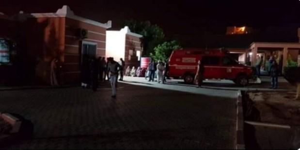 عدد الضحايا بلغ 10 بينهم عميد شرطة وعون سلطة.. تفاصيل جديدة في حادت إطلاق النار في كلميم (صور وفيديو)