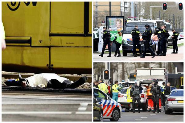 إطلاق النار في أوتريخت.. مغربي مقيم في هولندا يحكي تفاصيل الحادث (صور وفيديو)