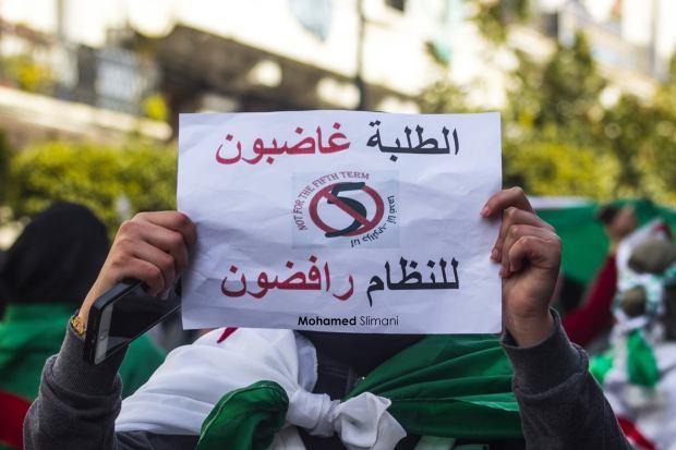 وعود بوتفليقة ما قضات والو.. مظاهرات جديدة للطلبة في عدة مدن جزائرية (صور)