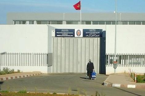 فاس.. إدارة سجن رأس الماء تنفي دخول سجين في إضراب عن الطعام