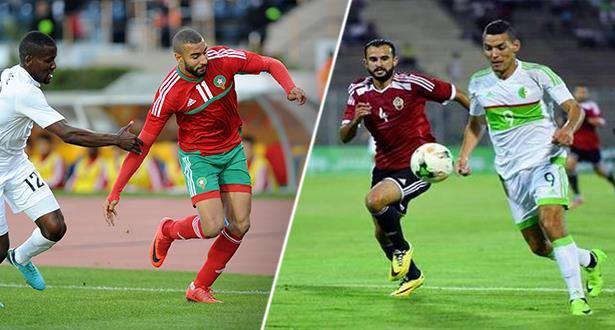 """الطريق إلى """"شان 2020"""".. الكاف يحدد موعد مباراة منتخب المحليين والجزائر"""
