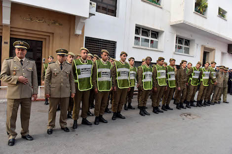 زيادة في أجور أفراد القوات المساعدة.. مصدر من وزارة الداخلية ينفي