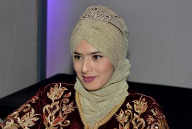 بالصور من الرباط.. تتويج حسناء فردوس بلقب ملكة جمال عاملات النظافة