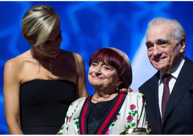 كرموها في مهرجان مراكش السينمائي.. وفاة المخرجة الفرنسية آنييس فاردا