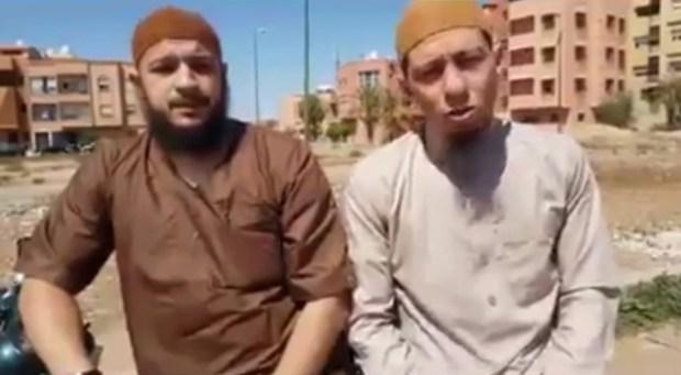 التخلف وقلة الوعي.. زوج لحايا دايرين فيديو كيقولوا خاص الجهاد