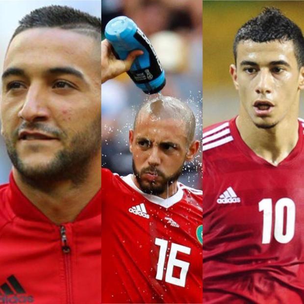 زياش وبلهندة وأمرابط ما حاضرينش.. هيفتي يكشف الحالة الصحية للاعبي المنتخب قبل مباراتي مالاوي والأرجنتين (فيديو)