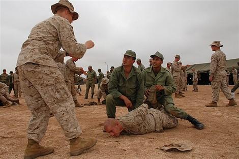 الأسد الإفريقي.. انطلاق أكبر مناورات عسكرية مغربية أمريكية مشتركة