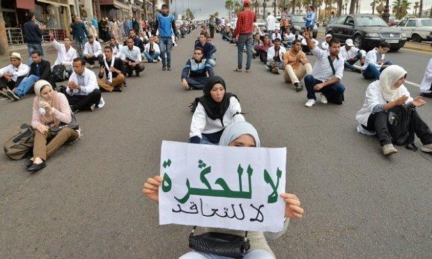 فيدرالية جمعيات أولياء التلاميذ: أبناؤنا مهددون بسنة بيضاء بسبب توالي إضرابات الأساتذة المتعاقدين!