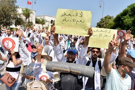 نفوا استدعاءهم للحوار مع الوزارة.. أساتذة الكونطرا يمددون إضرابهم أسبوعا آخر!