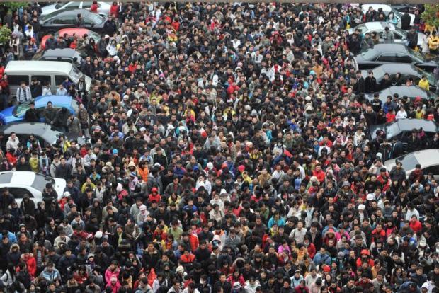 في 2050.. عدد سكان العالم يصل إلى نحو9.7 مليار نسمة