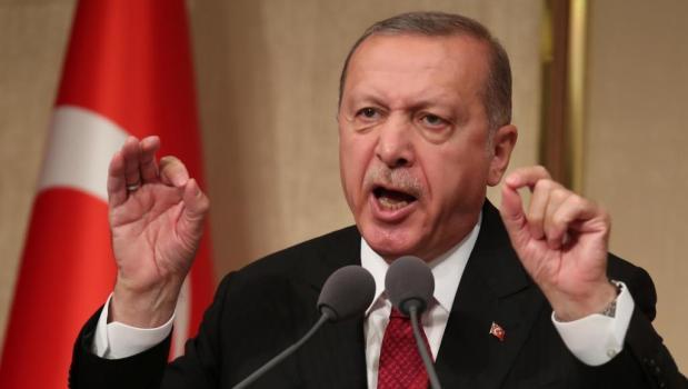 أردوغان: يجب على أمريكا وأوروبا أن لا يحاولا التدخل في شؤؤن تركيا الداخلية وأن يلتزما حدهما!!