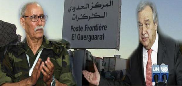 انتهاكات متكررة للاتفاقات العسكرية ولقرارات مجلس الأمن.. تقرير غوتيريس يعدد زلات البوليساريو