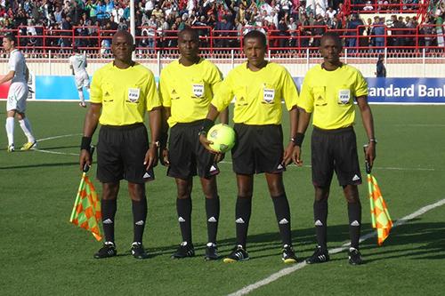 كأس الكاف.. حكم إثيوبي لمباراة الوداد وحوريا كوناكري
